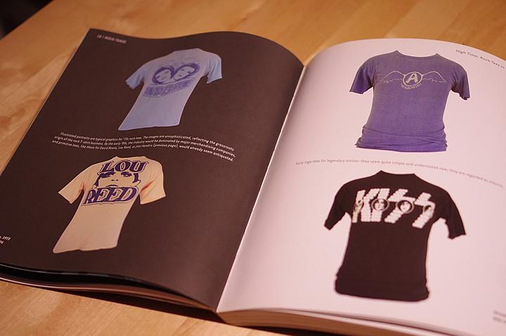 ロックTシャツ おすすめ書籍