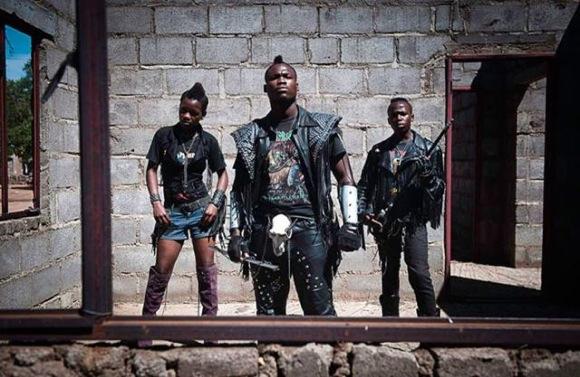 アフリカ南部ボツワナのメタル