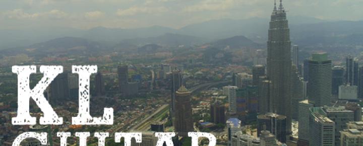 マレーシア・クアラルンプールのギターショップめぐり