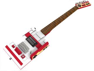 ファミコン型ギター
