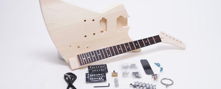 ギター組み立てキット