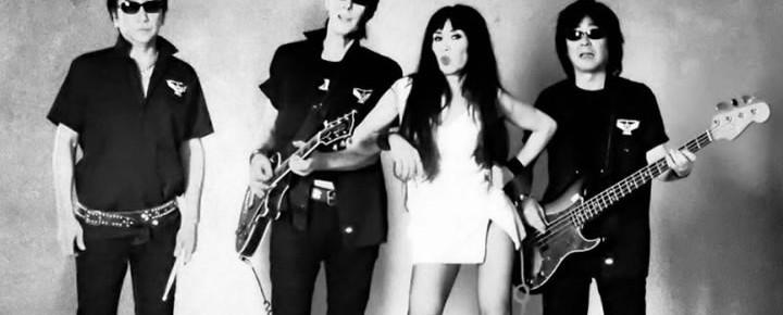 シーナ&ザ・ロケッツの鮎川誠さんによる「人生に影響を与えた45曲」