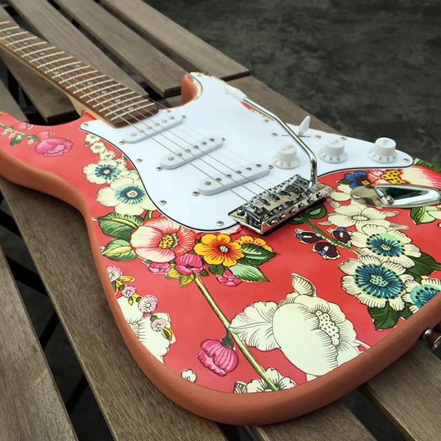 ギター制作事例