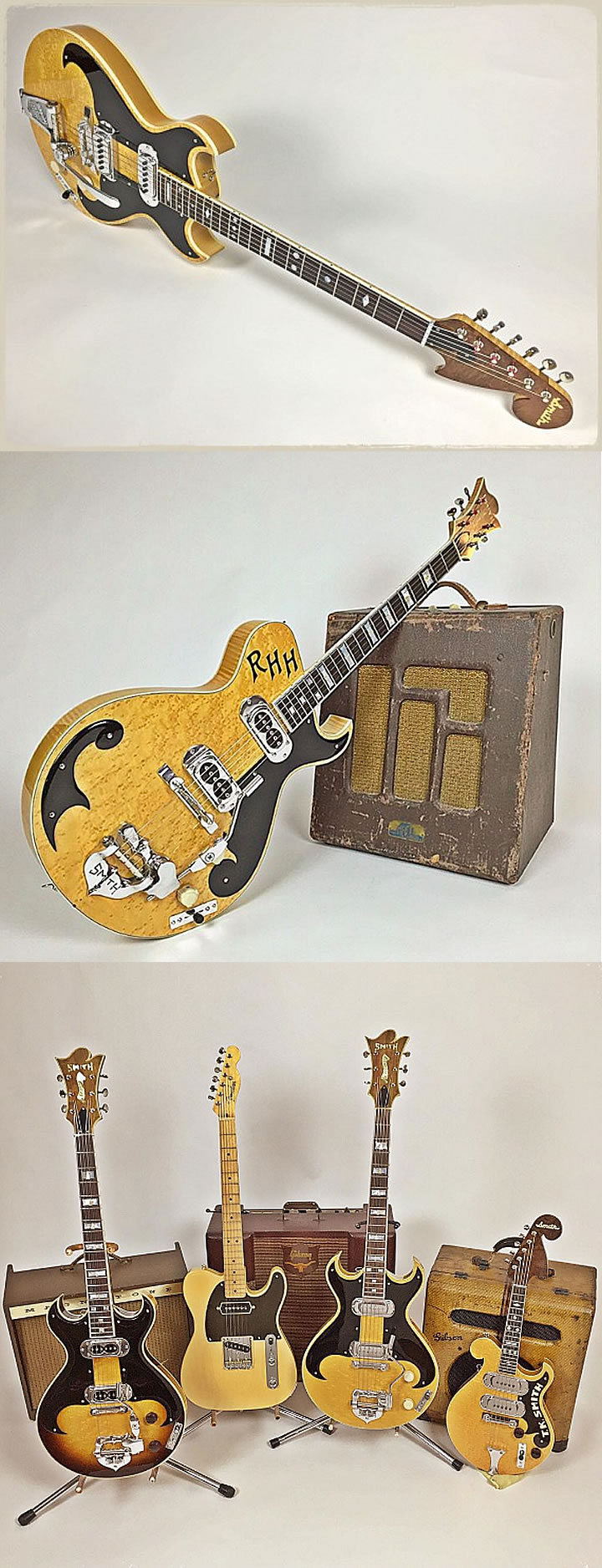 TKSmith CUSTOM GUITAR