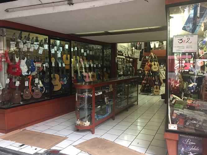 Casa Musical Cervantes