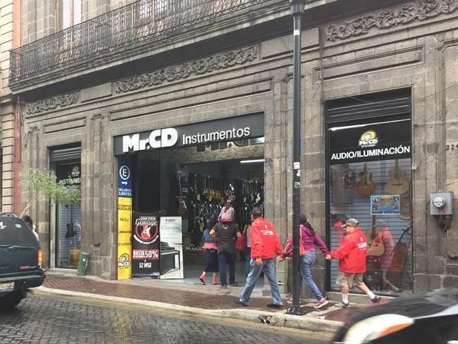Mr.CD Madero