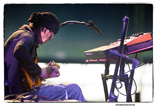 "Lou Reed, Laurie Anderson, John Zorn: ""Improvisations"", 13/08/2009, Jazz Middelheim 13-16/08/2009, Antwerp, BE"